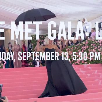 How to Stream the 2021 Met Gala