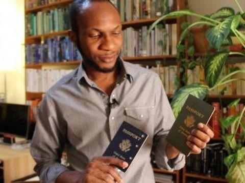 Teju Cole: Passport to Liberty
