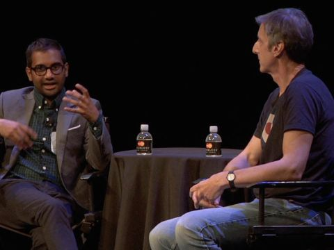 "Aziz Ansari and ""Buried Alive"" (Full)"