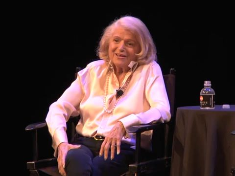 Edith Windsor and Ariel Levy (Edited)