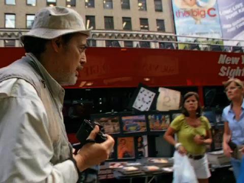 "Bruce Gilden, in ""Everybody Street"""
