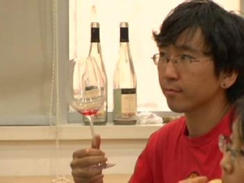 On Red Wine in China