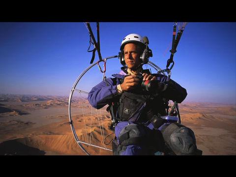 George Steinmetz, Aerial Photographer