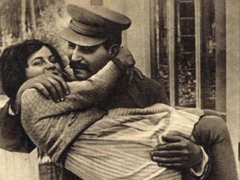 Letters to Stalin's Daughter