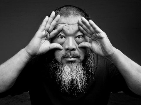 Ai Weiwei talks with Evan Osnos