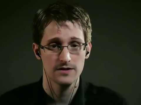 Edward Snowden: The Final Check on Abuse of Power is Whistle-blowing