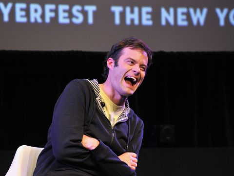 "Bill Hader on Creating Vinny Vedecci for His ""S.N.L."" Audition"