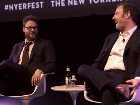 Seth Rogen and Evan Goldberg on the Big Picture