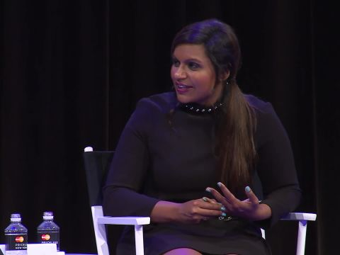 Mindy Kaling on Writing the Michael Scott Character as a Woman
