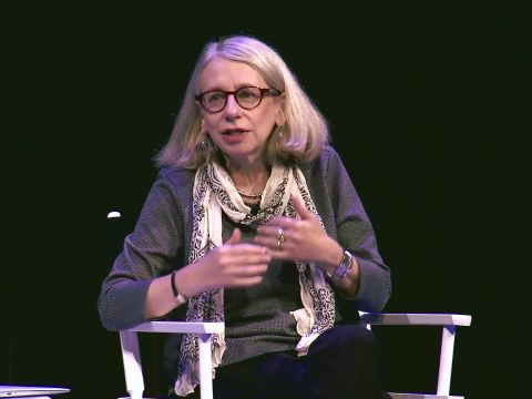 New Yorker Cartoonist Roz Chast on What Inspires Her Work