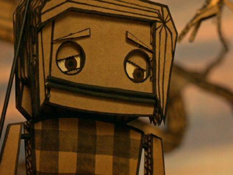 Tragic Love in a Cardboard World
