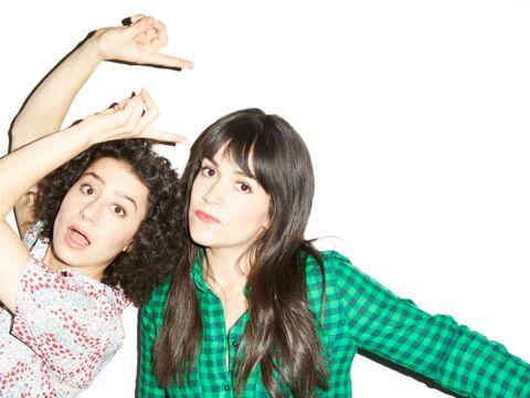 "Ilana Glazer and Abbi Jacobson of ""Broad City"" on Getting Star-Struck"