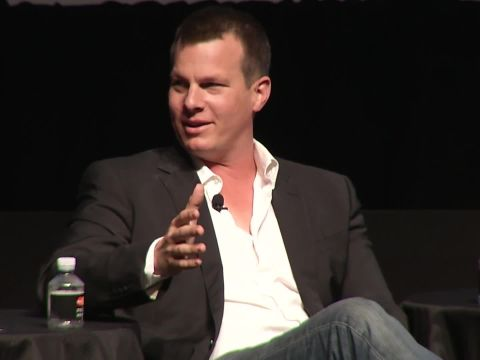 "Nouveau Science Fiction: The Screenwriter Jonathan Nolan Discusses ""Interstellar"""