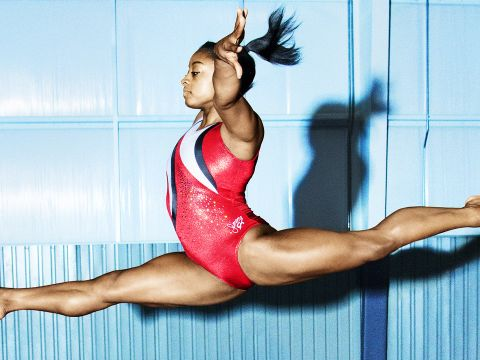 The Athleticism of Simone Biles