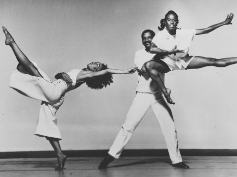 Alvin Ailey's Enduring Vision