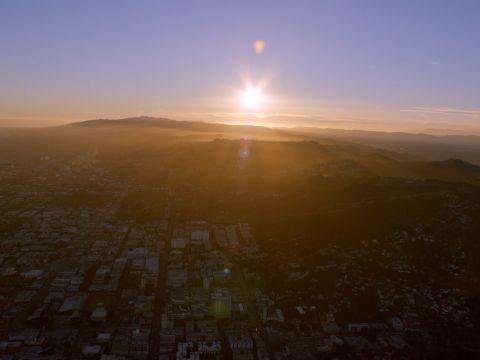 L.A. Glows