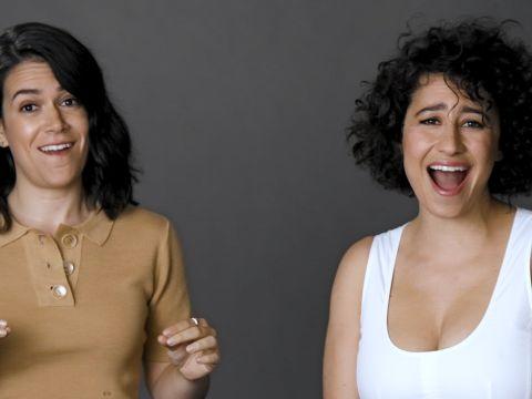 Abbi Jacobson and Ilana Glazer Pitch a Reality Show About Dogs