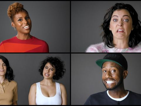 Issa Rae and Others Pitch Their Television Fantasies