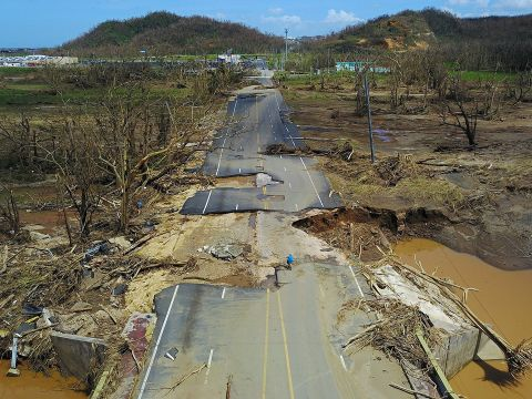 The Humanitarian Disaster in Puerto Rico