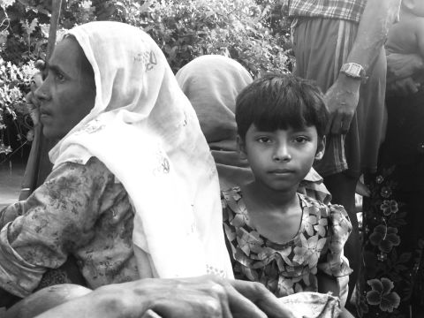 The Rohingya's Desperate Journey Out of Myanmar