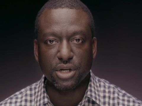 Yusef Salaam—One of the Central Park Five