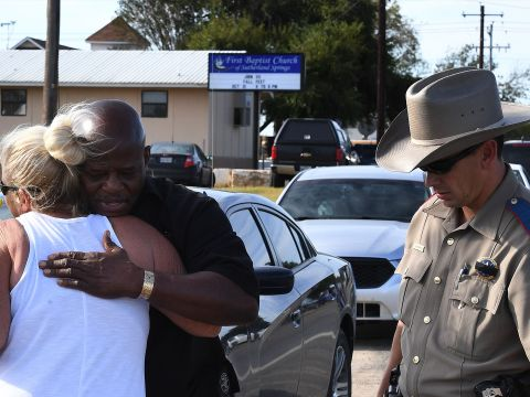 Texas Church Shooting Leaves Twenty-six Dead