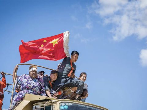 """Wolf Warrior II"" Captures China's Newfound Identity"