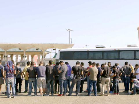 A Deportation from Hidalgo, Texas