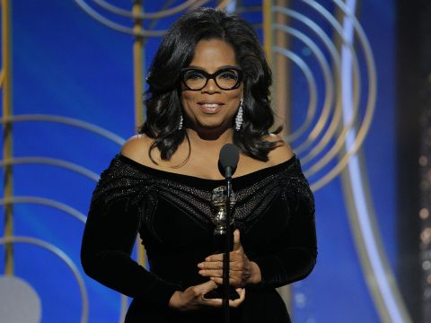 A Feminist Takeover at the Golden Globes