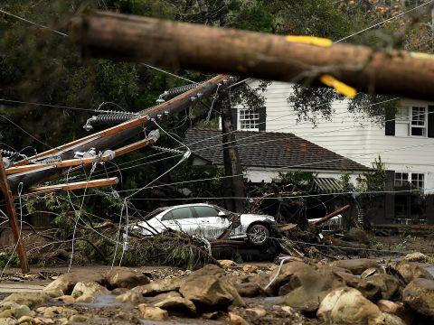 Mudslides Devastate Southern California