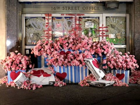 The Banksy of Floral Design