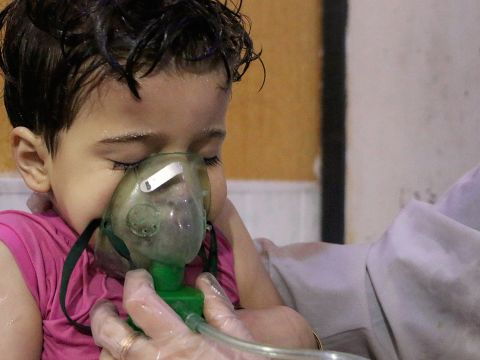 Civilians Gassed to Death in Syria