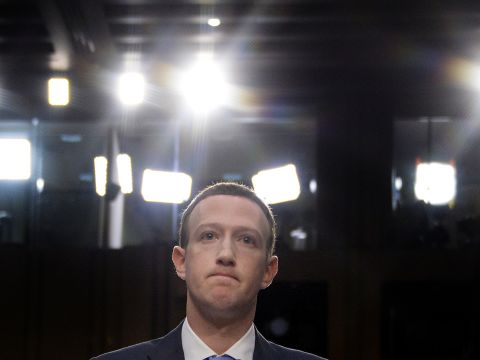 Highlights from Mark Zuckerberg's Congressional Hearings