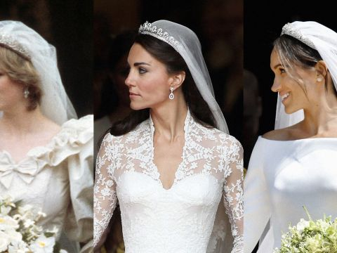 Royal Weddings, Then and Now