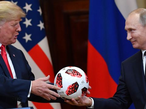 The Absurdity of the Trump-Putin Summit in Helsinki