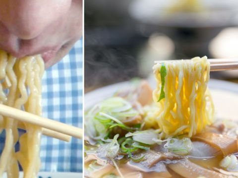 How Ramen Changed in America
