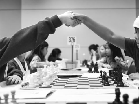 The Girls Who Slay at Chess