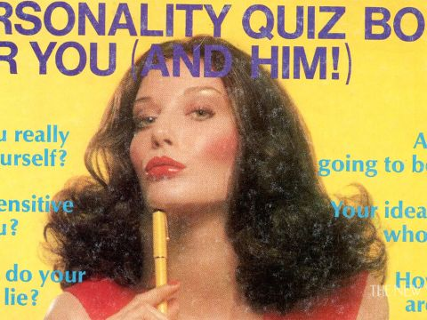 The Eternal Allure of Personality Tests