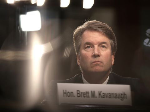 Brett Kavanaugh and Christine Blasey Ford Testify Before the Senate