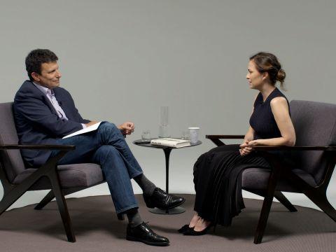 Lisa Brennan-Jobs on the Shadow of Steve Jobs
