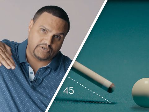 Pool Players Relive Their Most Memorable Shots