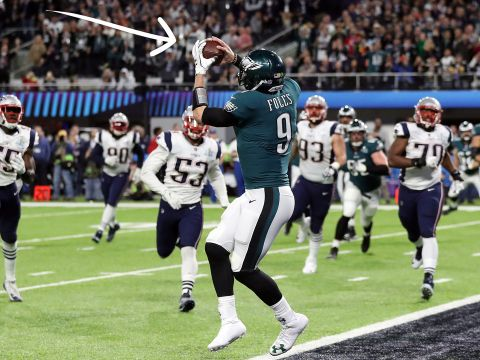 How Trick Plays Subvert Expectations at the Super Bowl