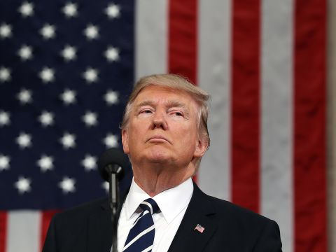 Watch President Trump's State of the Union Address