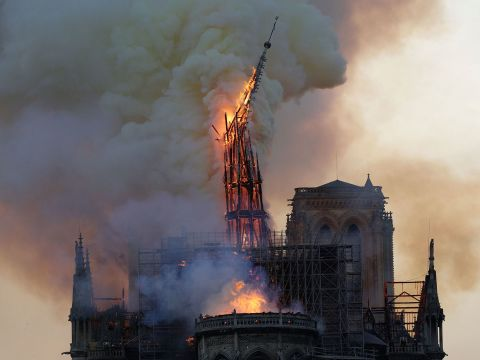 What the Notre-Dame Fire Means for Paris