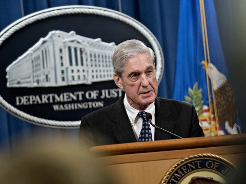 Key Moments From Mueller's Statement on the Russia Investigation