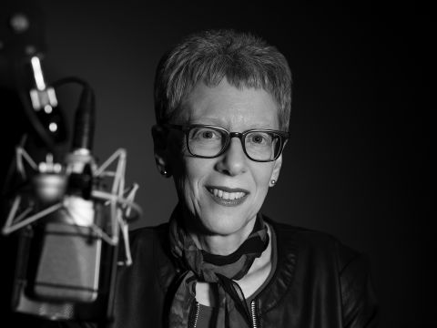 Terry Gross on Finding Her Voice