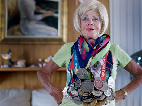 Running the New York City Marathon at Age Eighty-Six