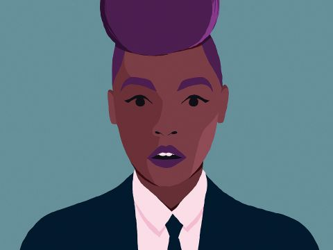 Janelle Monáe on Growing Up Queer and Black