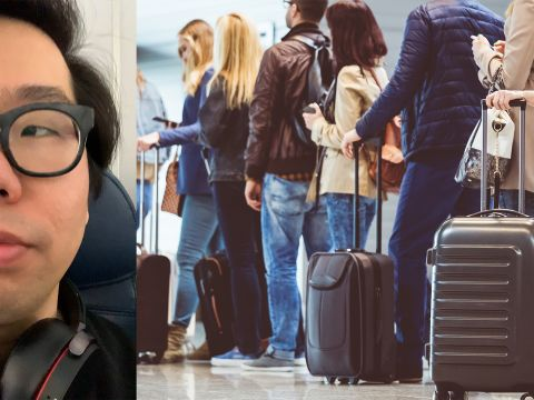 Air Travel During a Global Pandemic