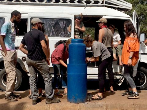 The Peace Corps Evacuates All Volunteers for the First Time in Its History